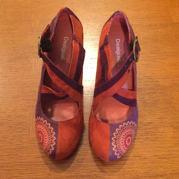 Desigual Shoes   Poshmark